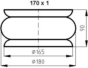 Vibroizolace hydraulického lisu